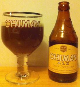 Chimay Triple (White)